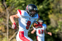 AC JH Football vs Northern Lebanon 9-23-15