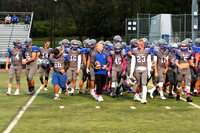 CCHS Var. Football vs Cocalico (Pink Night) 10.6.17