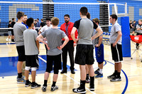 CCHS Boys Var. Volleyball vs Garden Spot (Scrimmage) 3.13.18