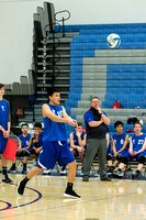 CCHS JV Boys Volleyball vs Hempfield 3-27-18