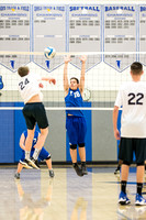CCHS Boys Jv Volleyball vs Penn Manor 4-17-18