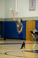 CCHS Boys V Volleyball vs Palmyra 4-30-18