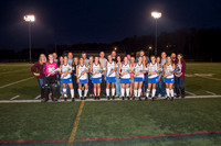 CCHS Var Field Hockey vs Conestoga Valley (Senior Night) 10-9-18