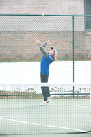 CCHS Boys Tennis vs Dallastown Game 3.13.19