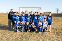 CC Youth Lacrosse 2/4th Grade Team & Ind. Photos Spring 2019