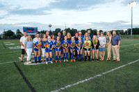 CCHS Girls Soccer Senior Night Game vs Penn Manor 9.12.19
