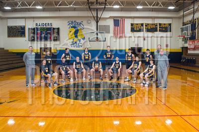 ELCO HS Boys Basketball Team & Ind. Photos Winter 2020-21