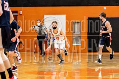 PHS JV Boys Basketball v Red Land 2-12-21