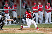 ACHS Varsity Baseball vs Lebanon Catholic 04-03-14
