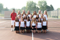 ACHS Girls Tennis Team & Individuals 2015