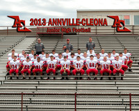 ACMS Football Team & Individuals