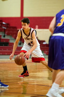 ACJH Boys Basketball vs Lancaster Catholic 12-20-17
