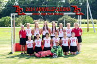 ACJH Field Hockey Team & Individuals