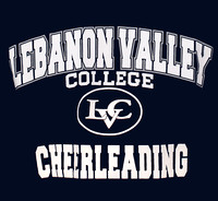 LVC Cheerleaders  2017