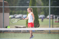 ACHS Girls Tennis vs ELOC 9.16.16
