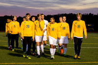 THS SN Boys Soccer, XC, and Cheerleading 10.11.16