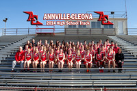 ACHS Track & Field Team & Individuals 2014