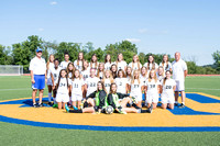 THS Girls Soccer Team & Individuals 2016