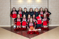 AC Cheer Team & Individuals Winter 2016-17