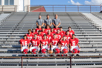 ACJH Football Team & Ind. Photos Fall 2017