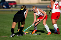 ACHS Varsity Field Hockey vs Lancaster Mennonite 10-06-14