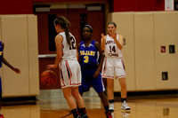ACHS JV Girls Basketball  vs THS on 12.13.16