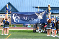 CCHS Var. Football vs Lower Dauphin 9.15.17